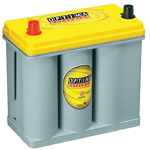 OPTIMA YellowTop YTS 2.7, 12V-38Ah, 460A