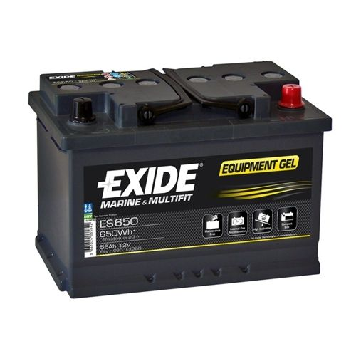 Exide Equipment GEL ES 650