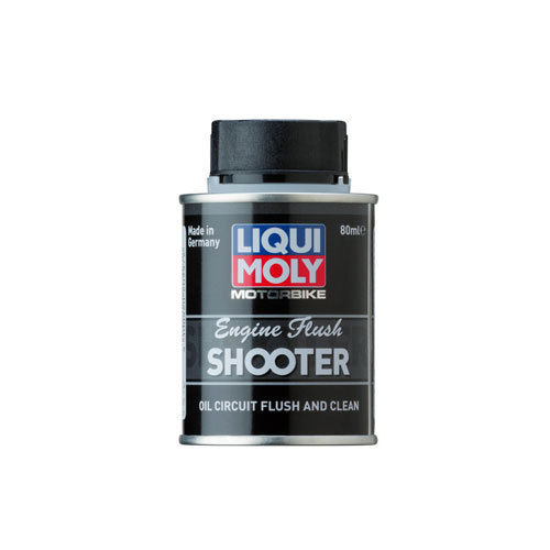 LIQUI MOLY Motorbike Engine Flush Shooter 3028 - 80 ml